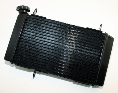 Refroidissement à eau pour Suzuki SV 650, 99-02