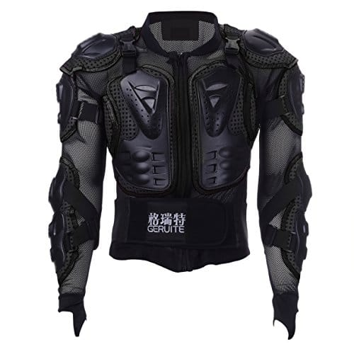 serda moto cross body armure garde de protection veste kick 39 n start. Black Bedroom Furniture Sets. Home Design Ideas