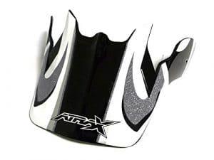 Visière casque moto cross ATRAX – Gris
