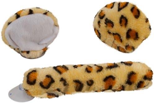 Gear Gremlin GG922T Oreilles de casque et queue Tigre