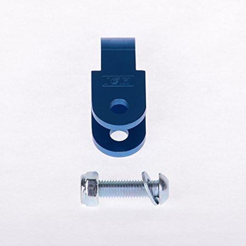 Rehausse suspension IGM 1610-9635 bleu* pour Aprilia Habana 50 PK – Morini Motor | Aprilia Mojito 50 PK – Morini Motor | Aprilia SR 50 RLA – Morini Motor – LC – Vergaser | Aprilia SR 50 RLB – Morini Motor – LC – Einspritzer | Aprilia SR 50 RLD
