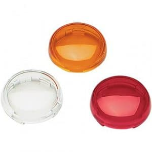 Replacement lens for deuce-style turn signals – dhd5c – Chris products DHD5C