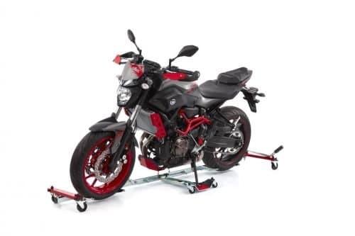 u turn moto mover rampe de rangement de moto drehhilfe roll aide chariot de triage rail de. Black Bedroom Furniture Sets. Home Design Ideas