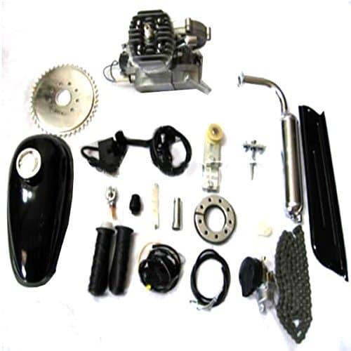 80cc 2 Cycle de moto Silencieux motorisé Bike moteur Accessoires Set