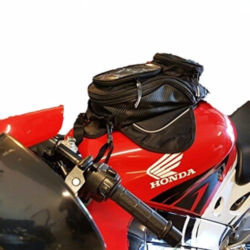 hmmj sacs d 39 huile de moto imperm able oxford petit r servoir de carburant l 39 huile 35 17cm. Black Bedroom Furniture Sets. Home Design Ideas
