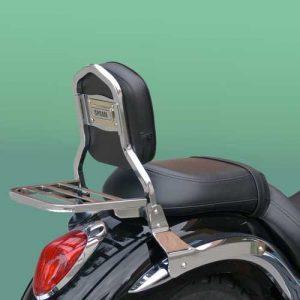 spaan–dossier avec porte–Kawasaki Vulcan VN 900classic-custom