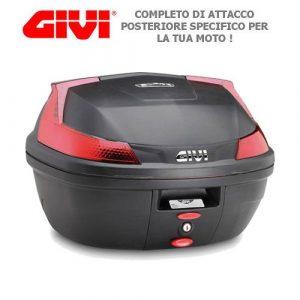 Top Case Givi b37N Blade + 338F + mm pour yamaha yZF 600thunder cat 2000