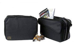 m4b: BMW R1200GS R1200 GS a 2013: Poches intérieures / sacs intérieurs pour valises latérales (Vario) — poche extérieure séparée