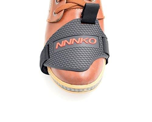 Protège-chaussur en TUP 15* 4.52inHousses Bottes pour Chaussure avec Boucle Réglable pour MOTO