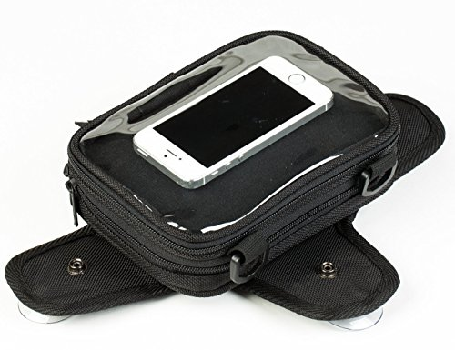 autokicker navigateur gps t l phone porte ventouse mini sac r servoir pour moto et moto kick. Black Bedroom Furniture Sets. Home Design Ideas