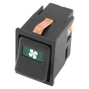 Custom Off-On-On FAN Illuminated Rocker/Dashboard Kit Car Switch Layland
