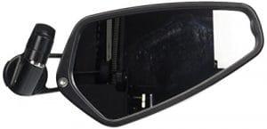 CRG Bar End Mirror Arrow Black (AO-100) by CRG