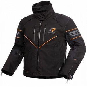 2017 Rukka Nivala moto Jacket Black/Orange